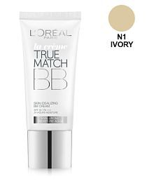 Loreal Imported True Match Skin Idealizing BB Cream, N1 Ivory Day Cream 30 Ml