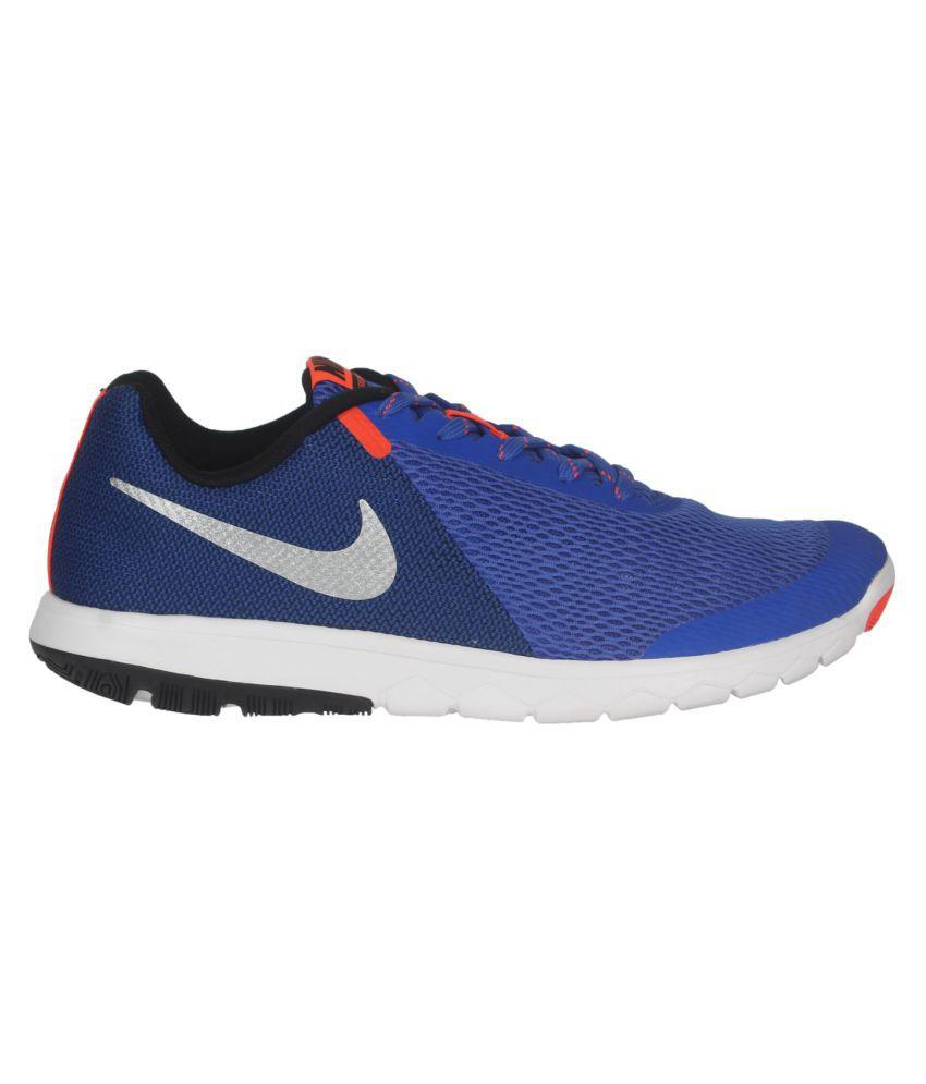 b1affd08a5c47 Nike FLEX EXPERIENCE RN 5 Blue Running Shoes - Buy Nike FLEX ...