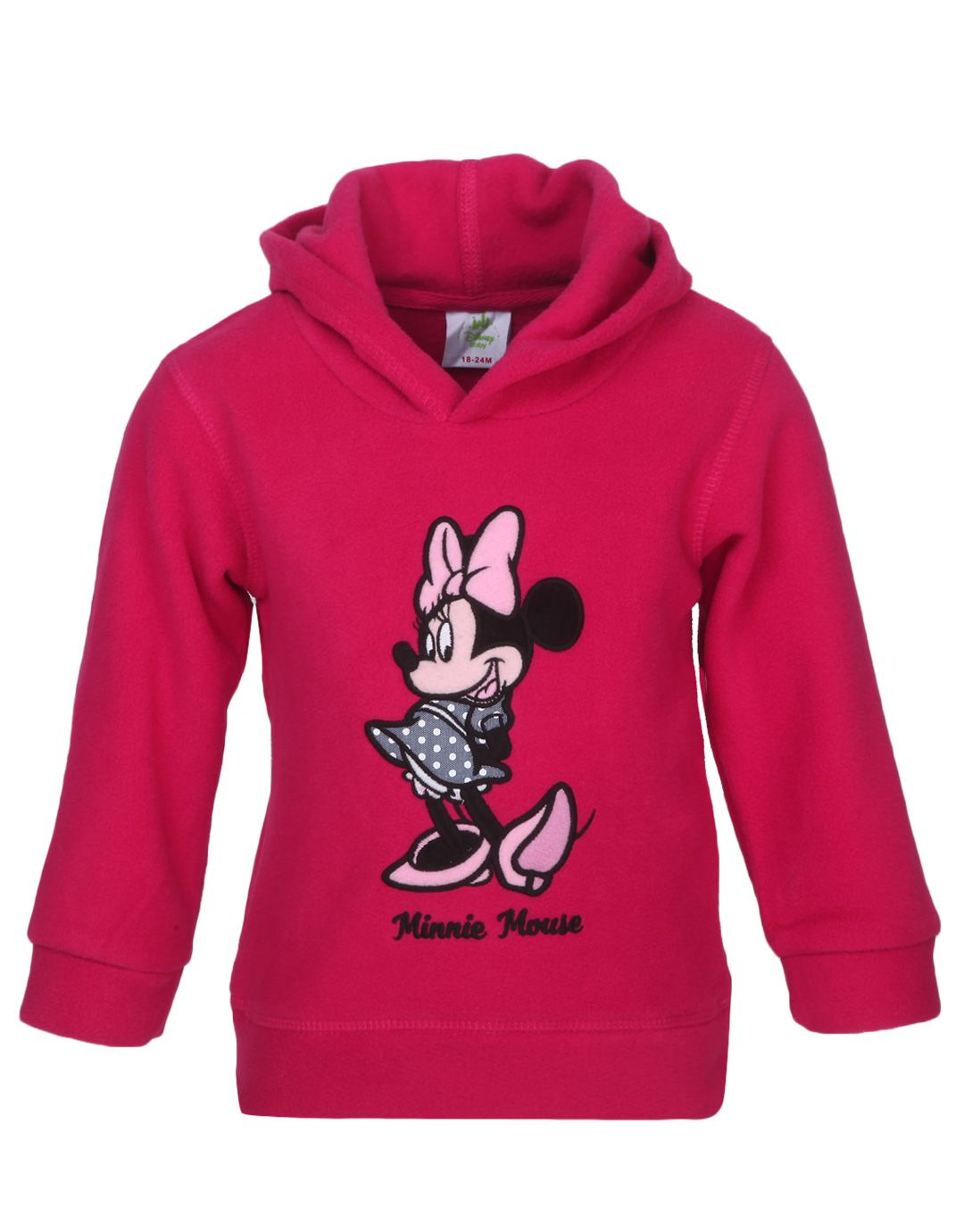 Fox Pink Sweatshirt for Girls
