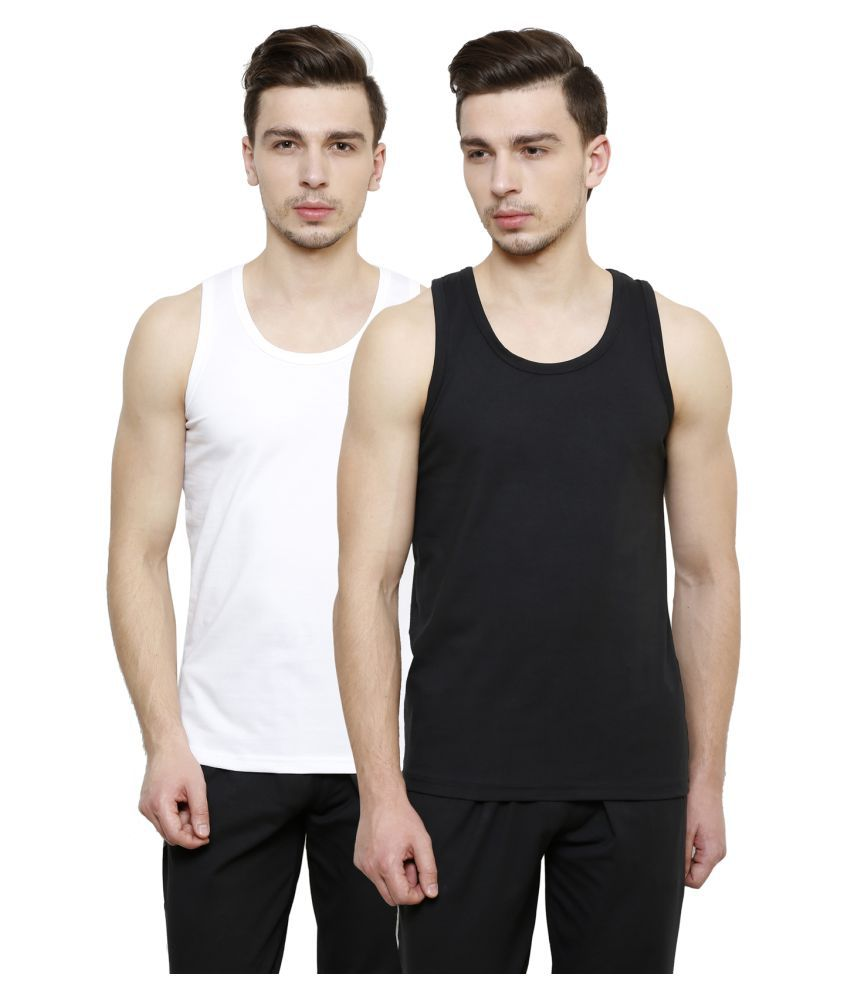 Casual Tees Multi Cotton Lycra T-Shirt