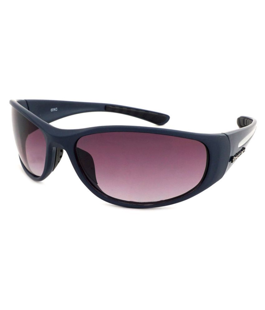 d0097bff89aa Fastrack Pink Wrap Around Sunglasses ( P120 ) - Buy Fastrack Pink Wrap  Around Sunglasses ( P120 ) Online at Low Price - Snapdeal