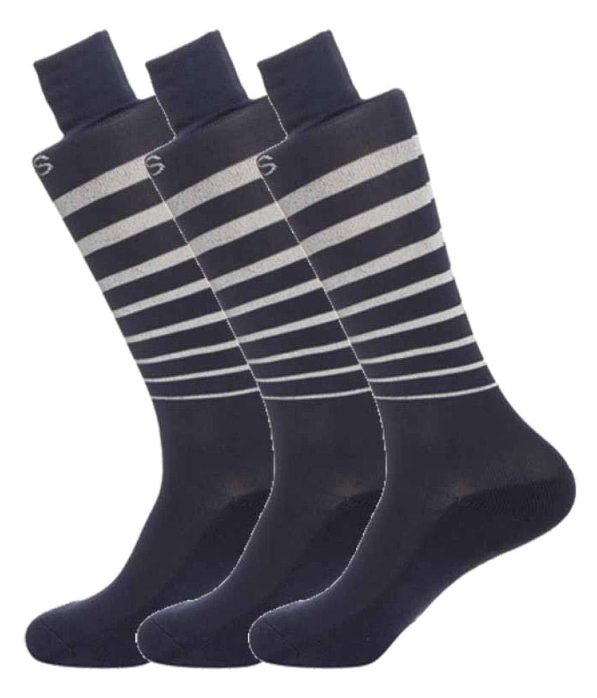 77d84e93d7a Hans Navy Sports Football Socks  Buy Online at Low Price in India - Snapdeal