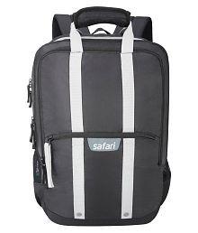 Safari Highway Black Backpack