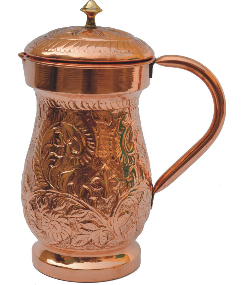 Veda Home & Lifestyle Copper Jugs 2000 ml