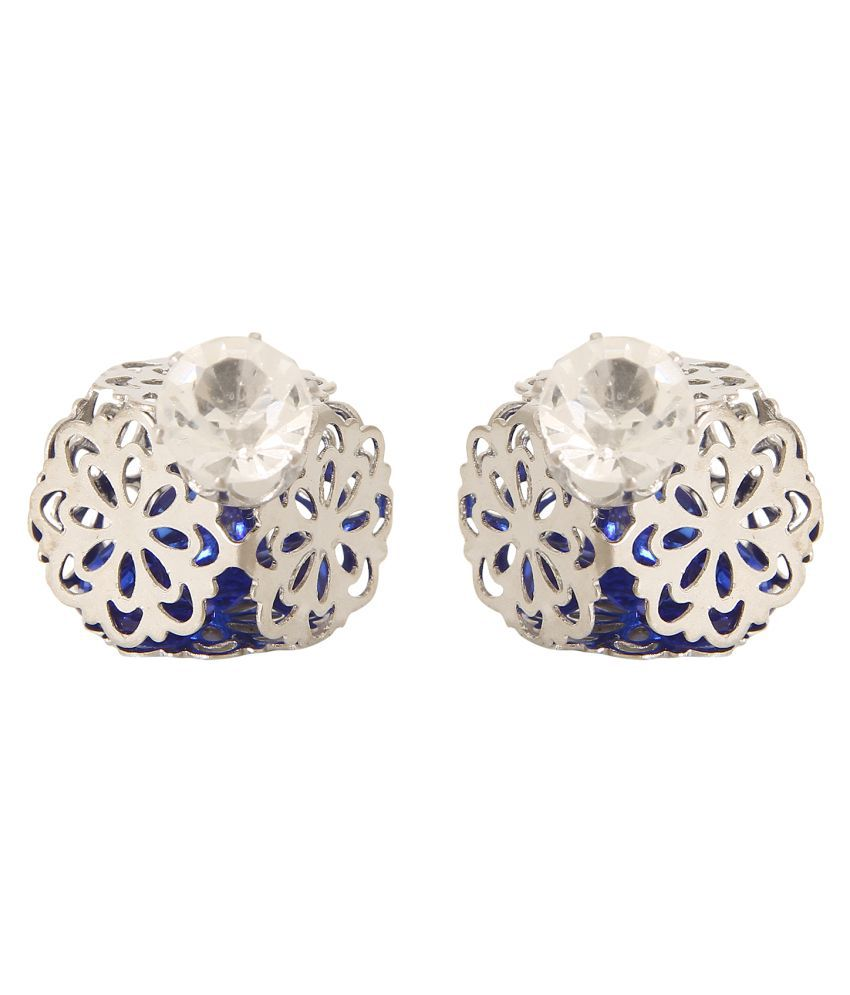 Adoreva Multicolour Bollywood Indian Earrings for Women