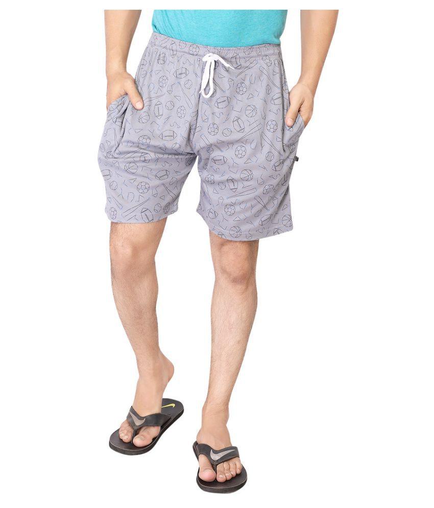 Bfly Grey Shorts