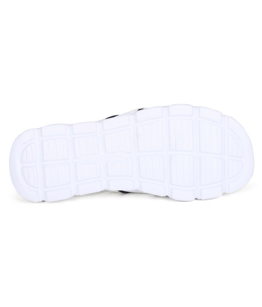 3d9ff510dfbf Skechers WIND SWELL- SAND DIVER White Thong Flip Flop Price in India ...