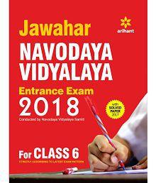 Jawahar Navodaya Vidyalaya Entrance Exam 2018 Class 6th
