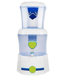Kinsco Aqua Mineral Pot 7 Stage 16 Ltr Gravity Water Purifier