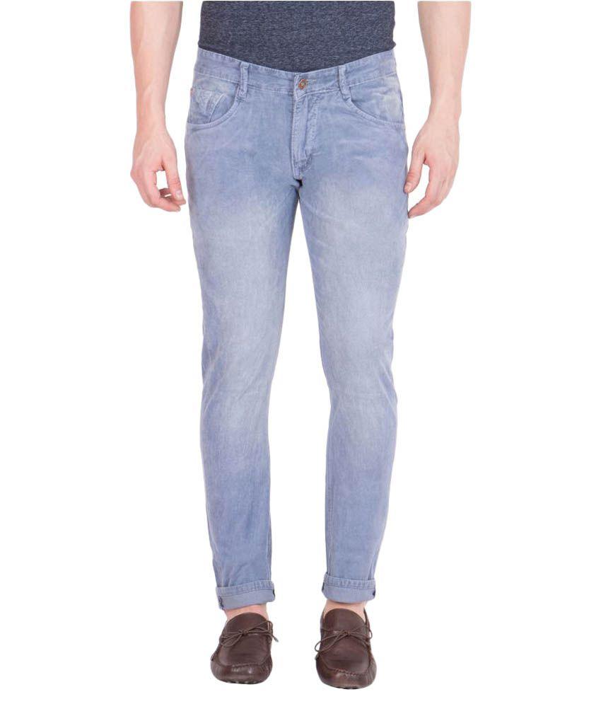 Flying Port Grey Slim Jeans