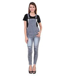 Broadstar Denim Dungarees
