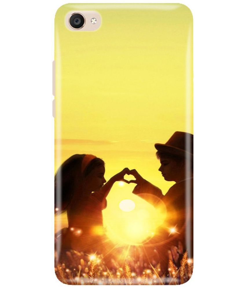 Vivo Y55L Printed Cover By Knotyy