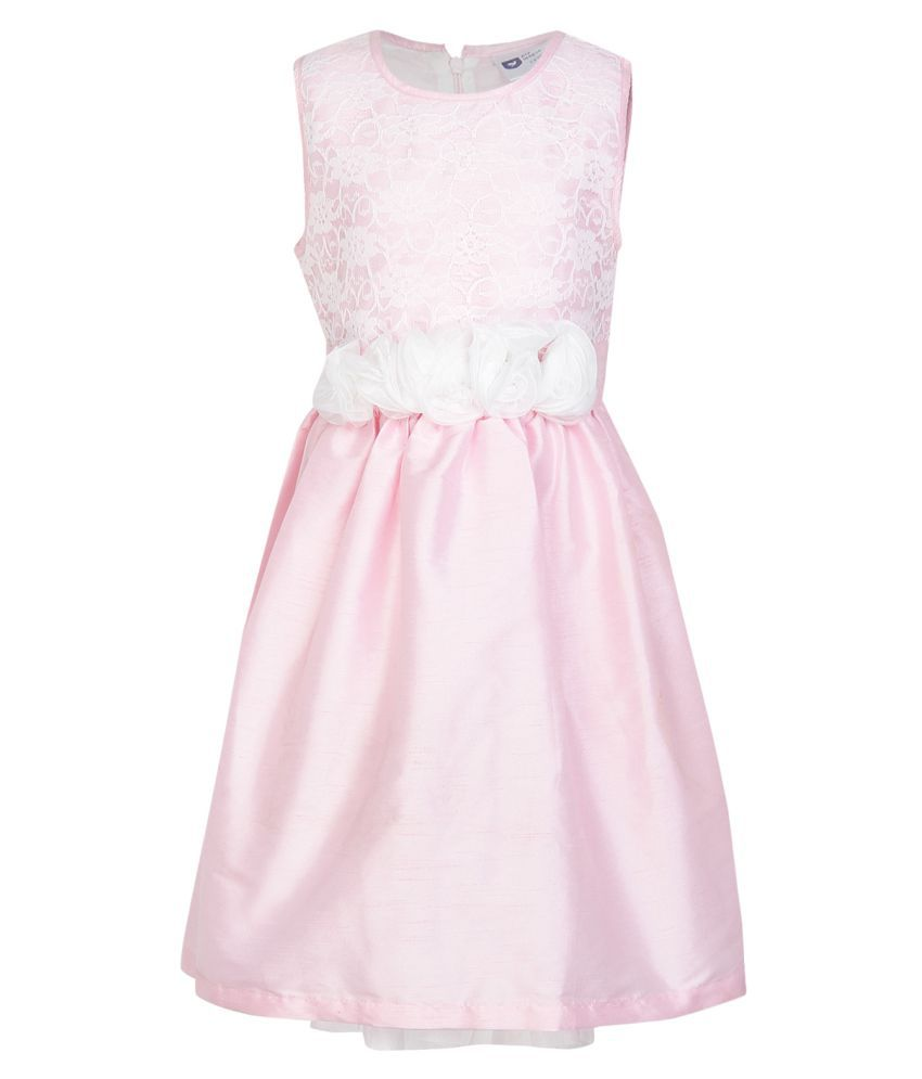 612 League Light Pink Gown - Buy 612 League Light Pink Gown Online ...