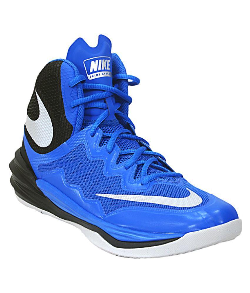 Nike Prime Hype DF 2 Blue Basketball