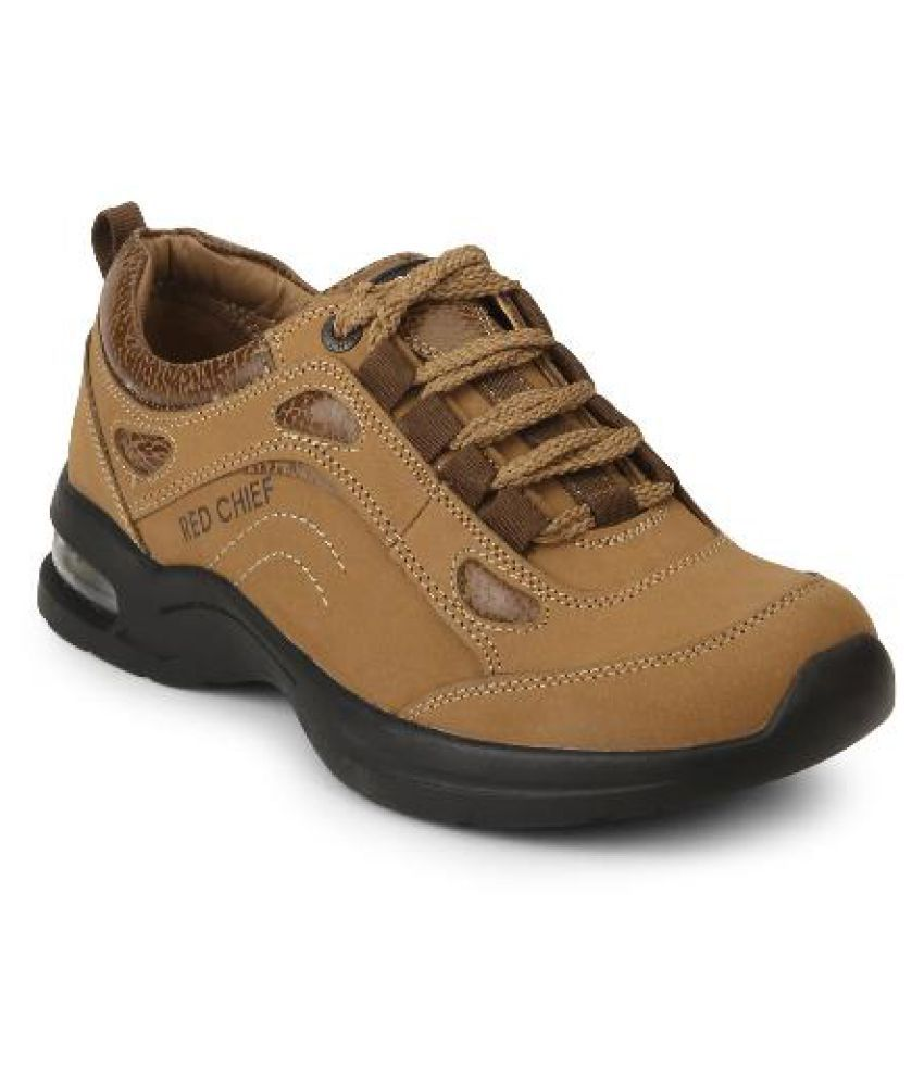 Red Chief Outdoor Camel Casual Shoes ...