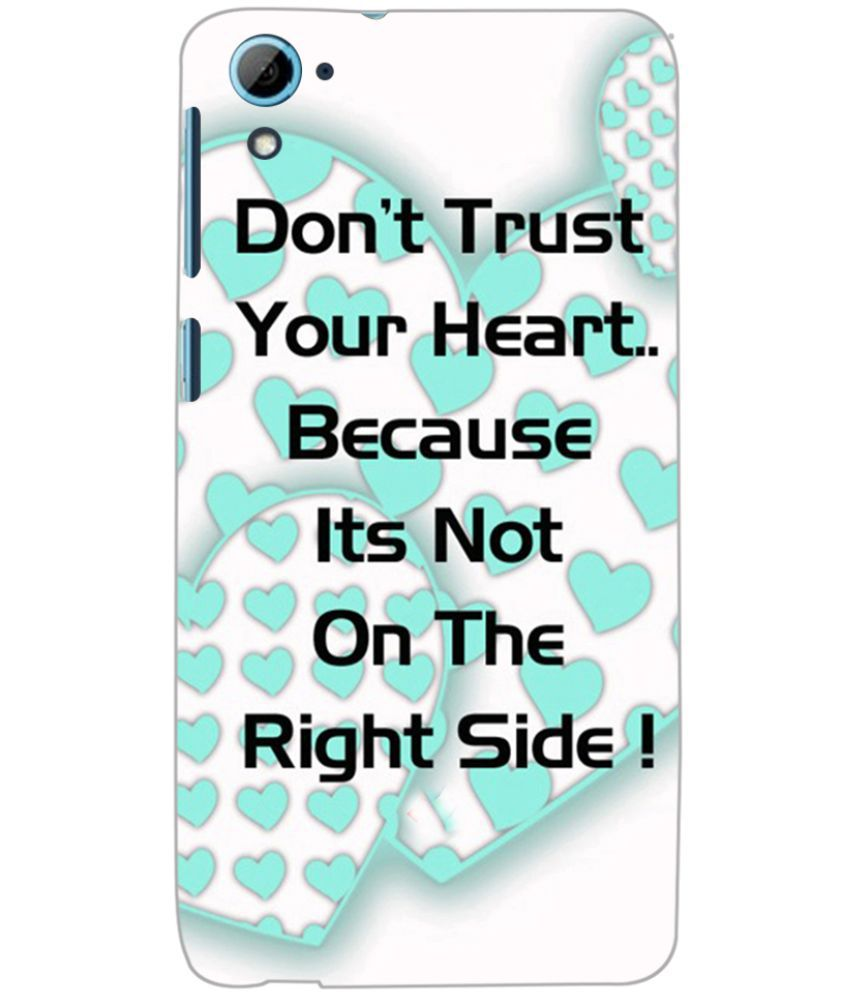 HTC Desire 826 Printed Cover By PRINTSWAG