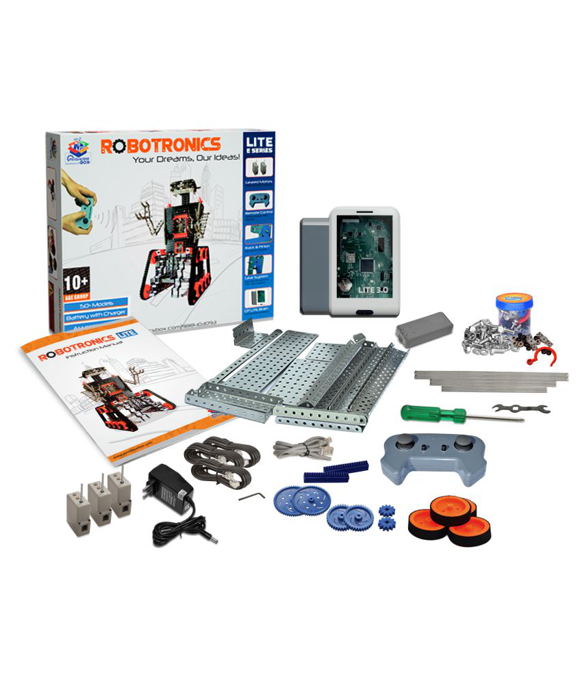 Avishkaar box Robotronics LITE Kit (E-Series)
