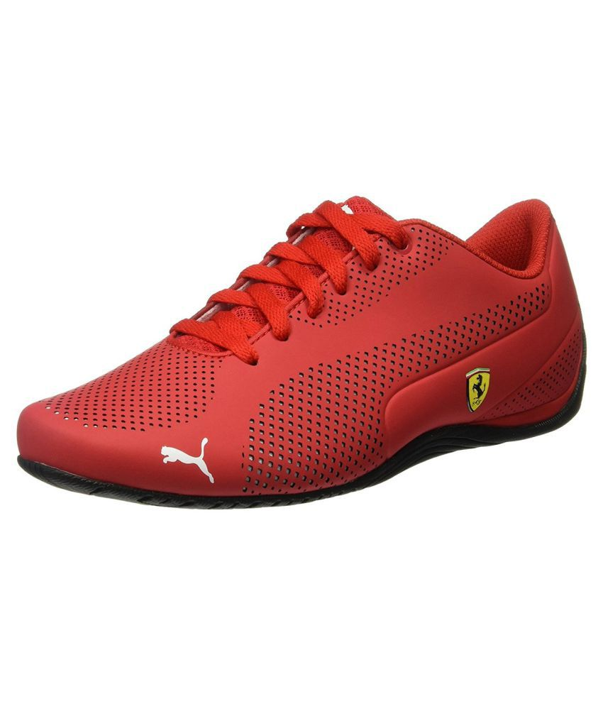 Puma Ferrari Red Casual Shoes - Buy Puma Ferrari Red Casual Shoes Online at  Best Prices in India on Snapdeal 2404158d3