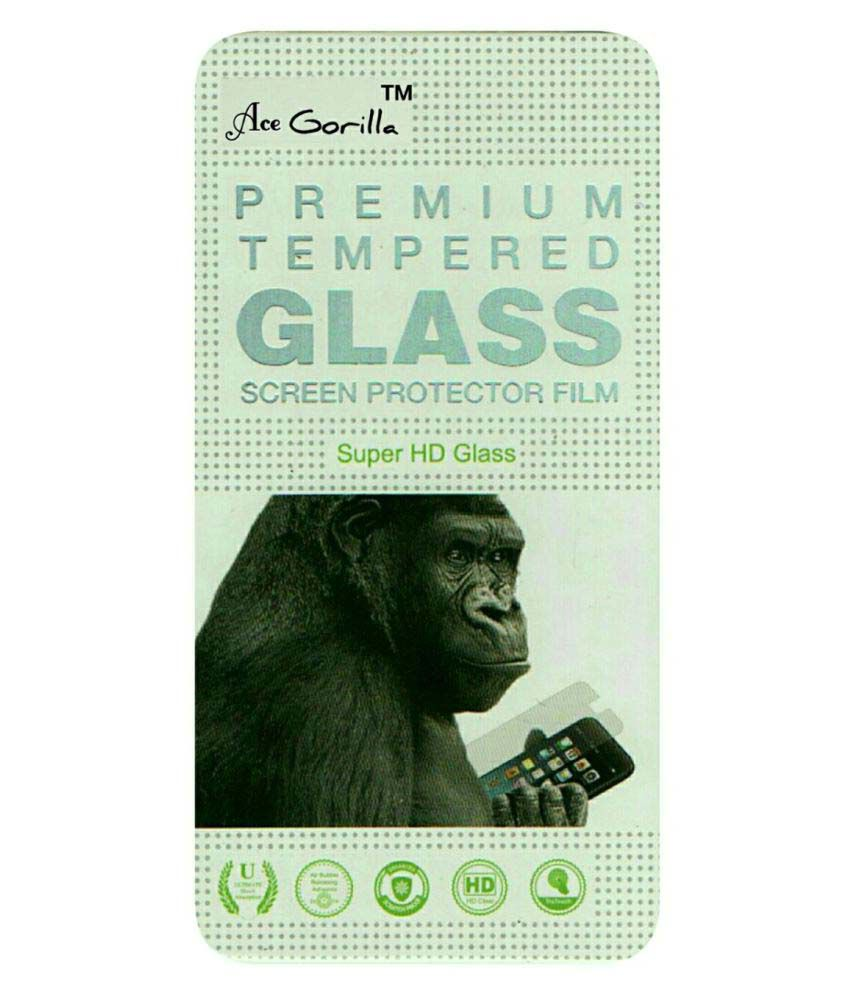 Micromax Canvas Juice 4G Q461 Tempered Glass Screen Guard By Ace Gorilla