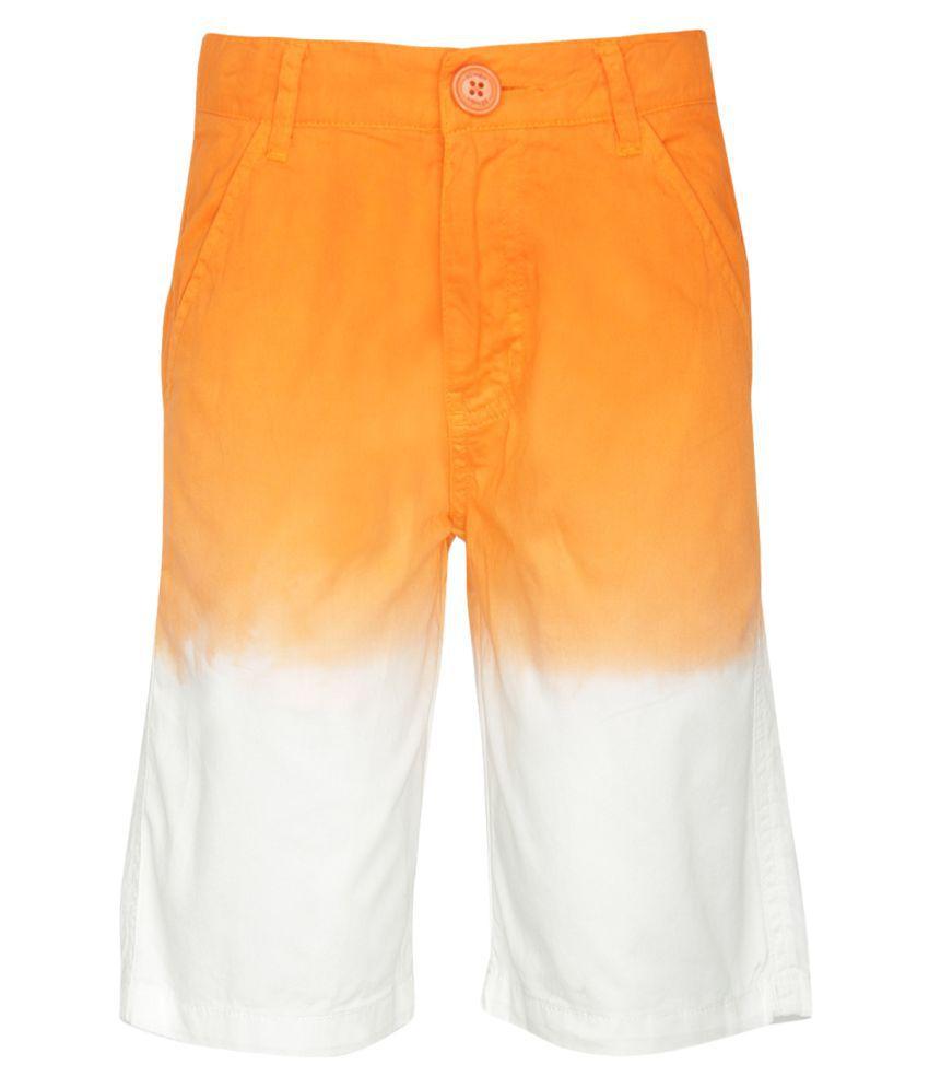 612 League Orange 3/4 Th