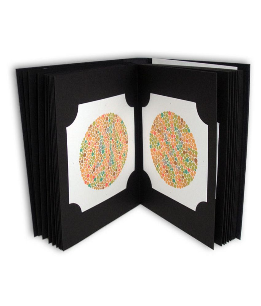Online color blind test for adults - Maxpluss Ishihara Colour Vision Test Book 38 Plates