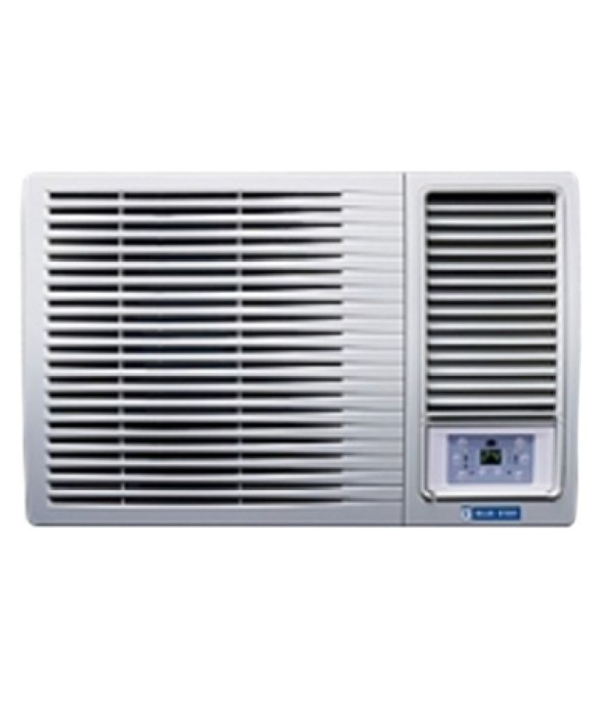 Blue star 1 1 ton 5 star 2016 window air conditioner price for 1 ton window a c