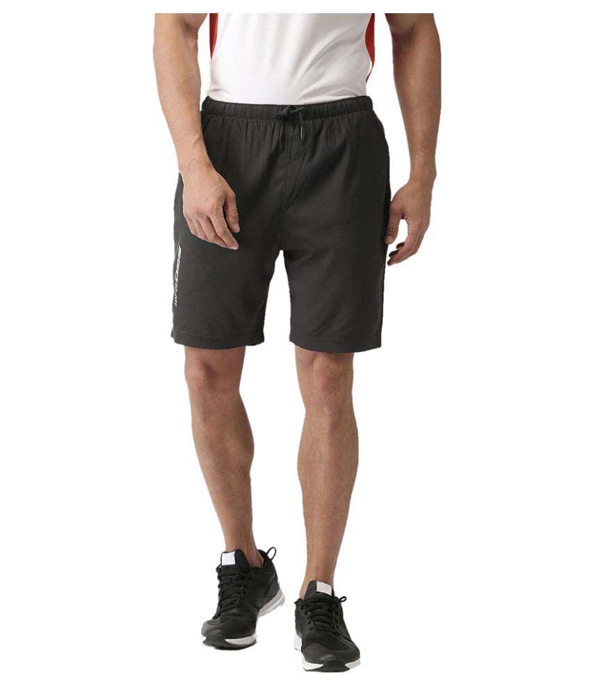 2GO Black Running Shorts