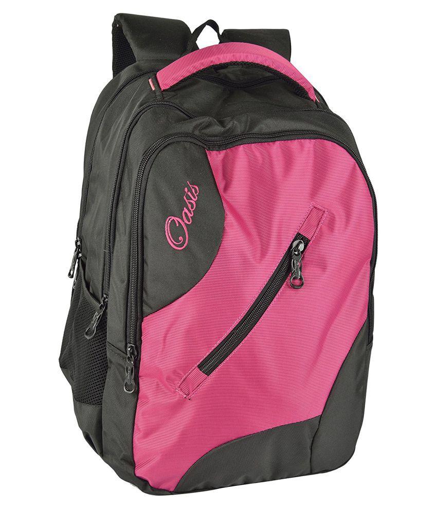 6d2044d5cc6d Pink Vs School Backpack- Fenix Toulouse Handball