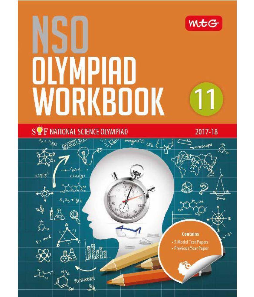 National Science Olympiad (NSO) Workbook Class 11