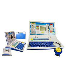 99dotcom English Learner Laptop Activity Toy For Kids Toy