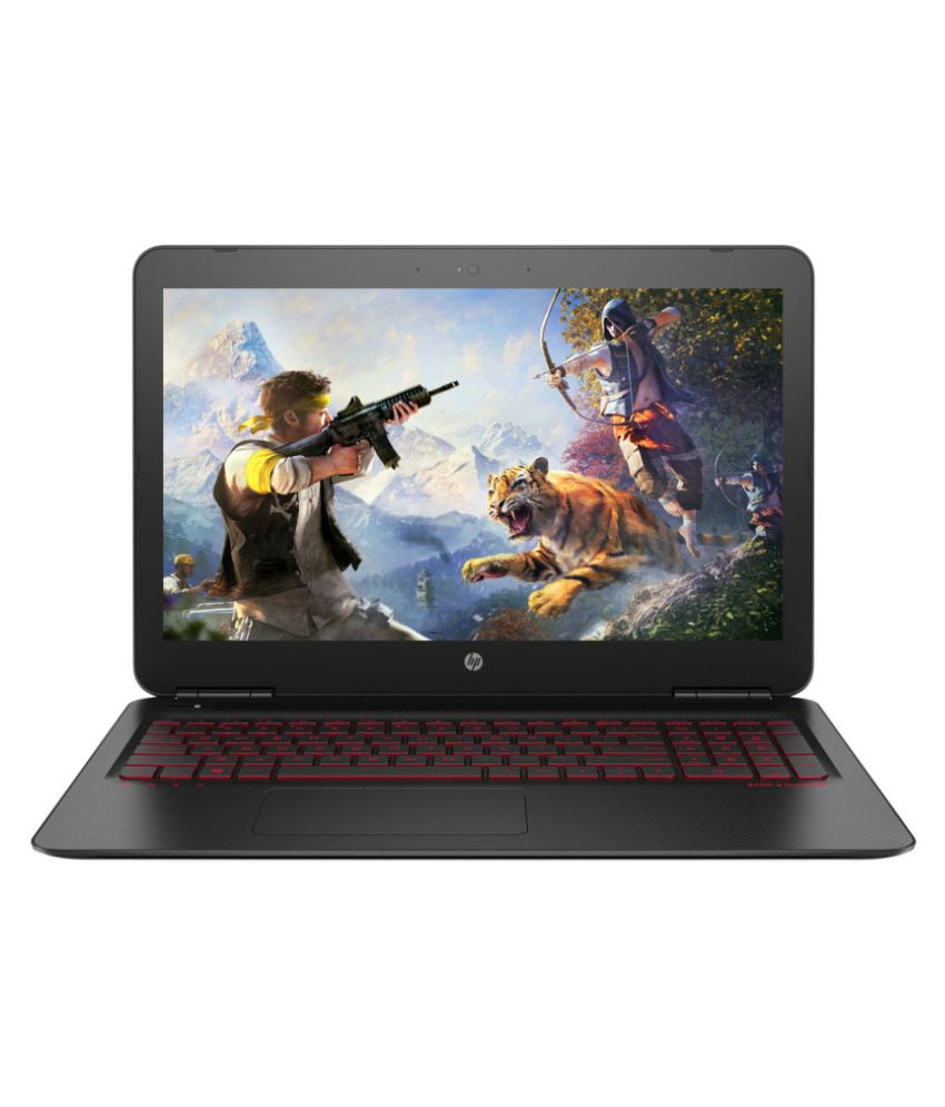 HP Omen 15Ax-250-TX Notebook Core i7 (7th Generation) 16 GB 39.62cm(15.6) Windows 10 Home without MS Office 4 GB Grey