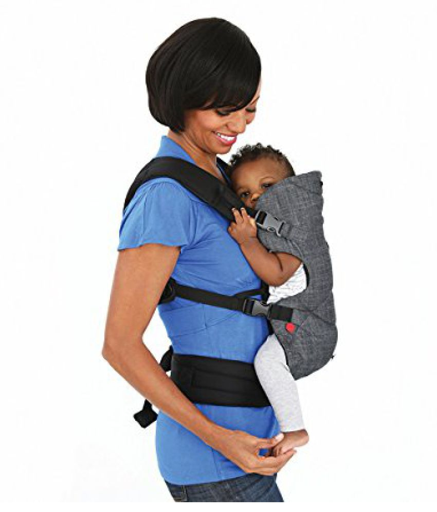 Infantino Fusion Flexible Position Baby Carrier Grey Buy