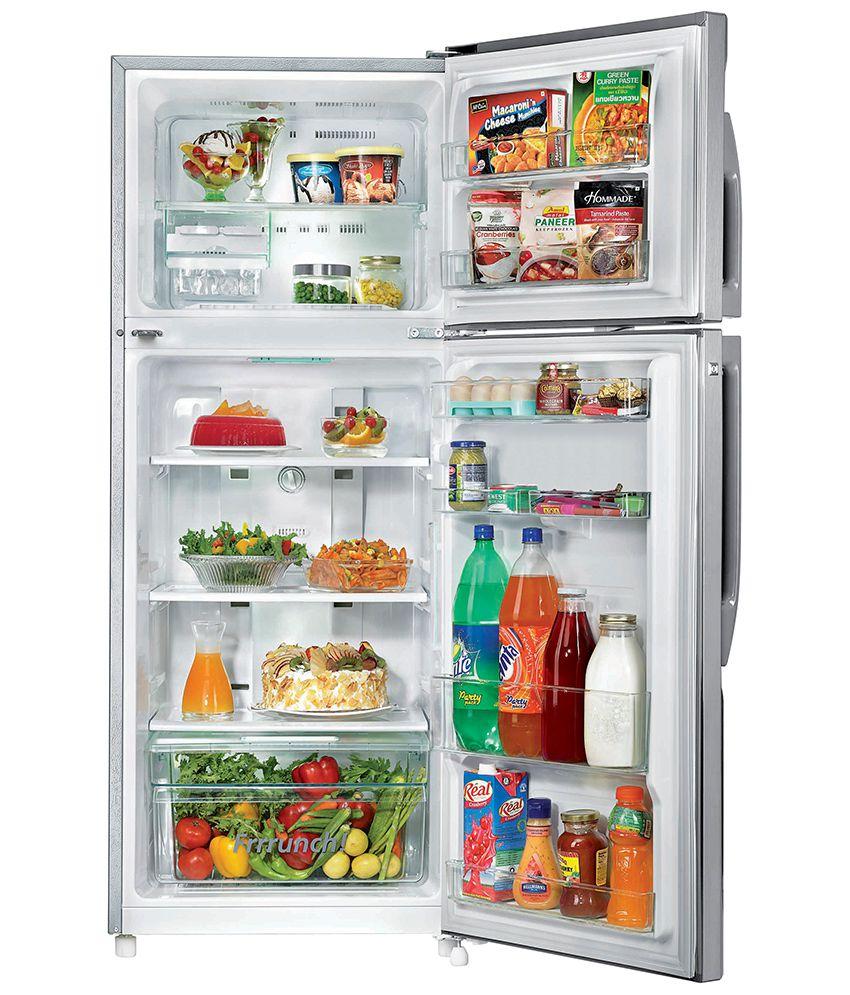 samsung 255 ltr 1 star rt26h3000se tl double door refrigerator