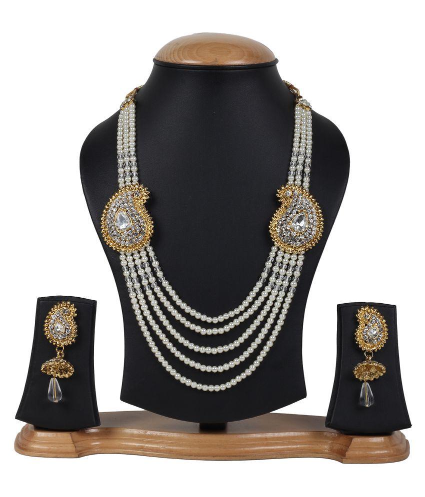 Jewels Gehna Latest Designer Necklace Set For Women