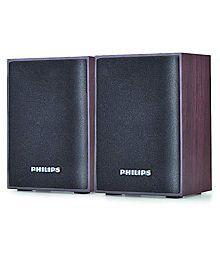Philips Philips SPA-30 2.0 Speakers - Black