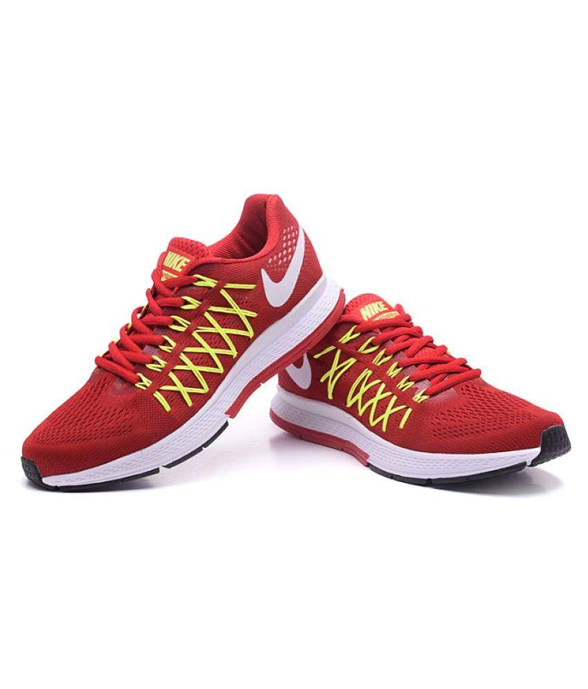 pas mal 121e0 281aa Nike Zoom Pegasus 32 Running Shoes Red