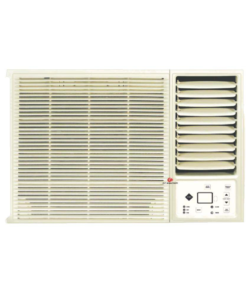 Og Heavy Duty 1.1 Ton 5 Star 12w5 Window Air Conditioner Snapdeal deals