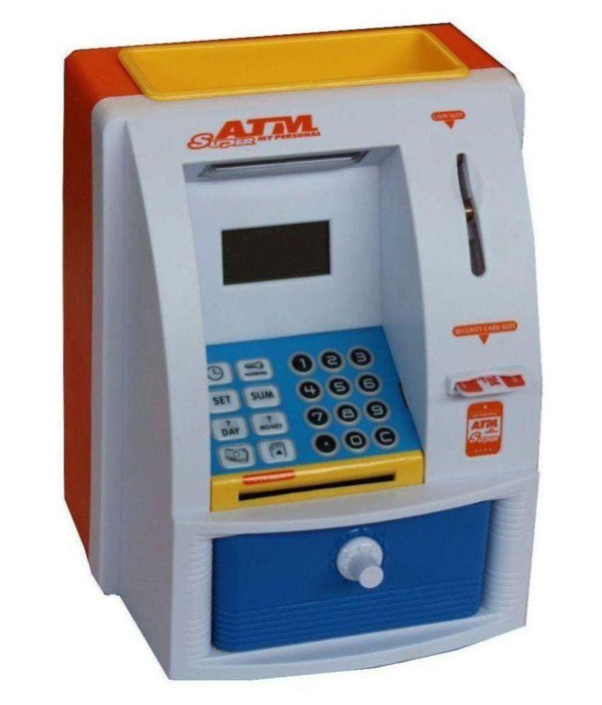 Dwiza Kids ATM Machine - Buy Dwiza Kids ATM Machine Online ...