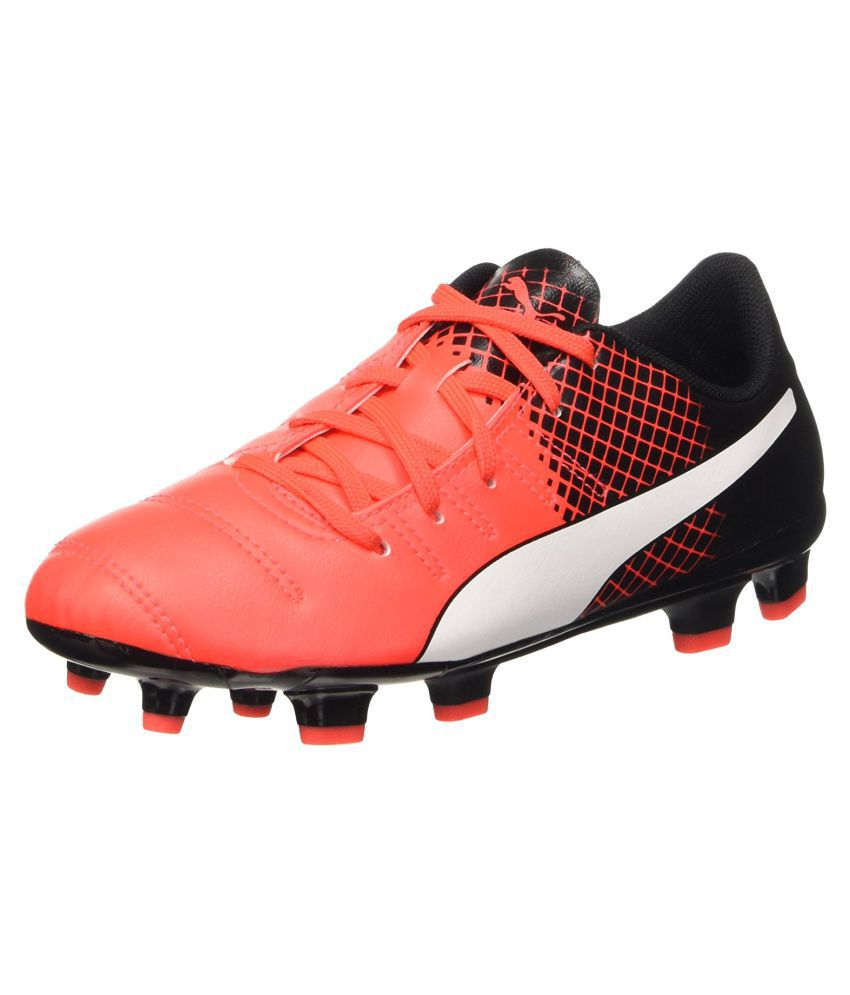e7a0612b39a8 Puma Evopower 4.3 FG Multi Color Football Shoes - Buy Puma Evopower 4.3 FG Multi  Color Football Shoes Online at Best Prices in India on Snapdeal