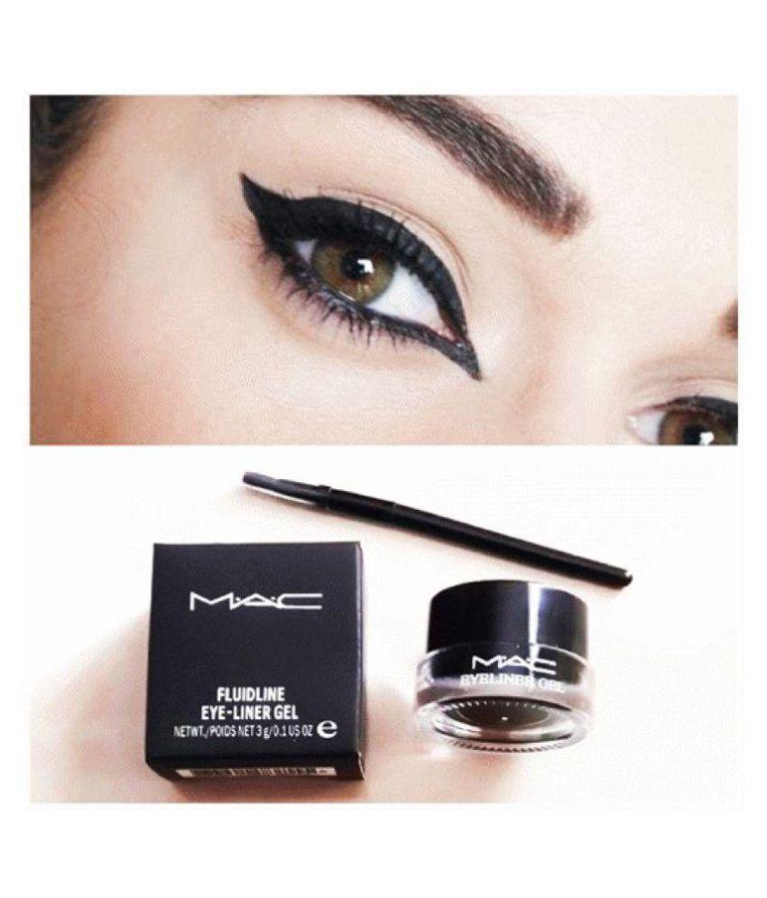 Mac Gel Eyeliner Fluidline 55 Gm Buy Mac Gel Eyeliner Fluidline