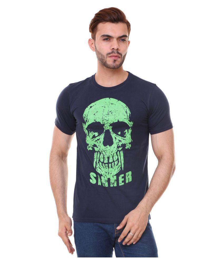 Zarkons Black Round T-Shirt
