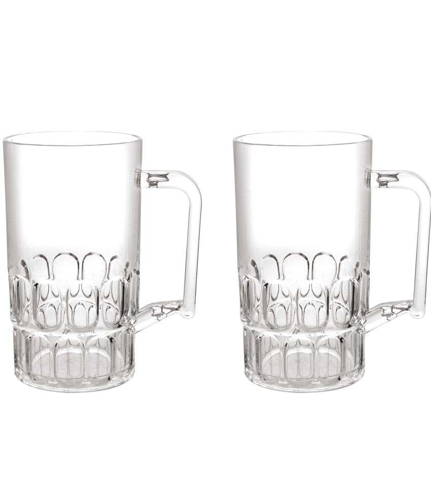 Pop Tik 300ml Beer Glasses & Mugs: Buy Online at Best Price in India ...