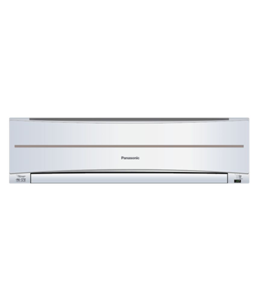 Panasonic 1 Ton 3 Star KC12SKY3 Split Air Conditioner(2016-17 BEE Rating) Snapdeal Rs. 31772.00