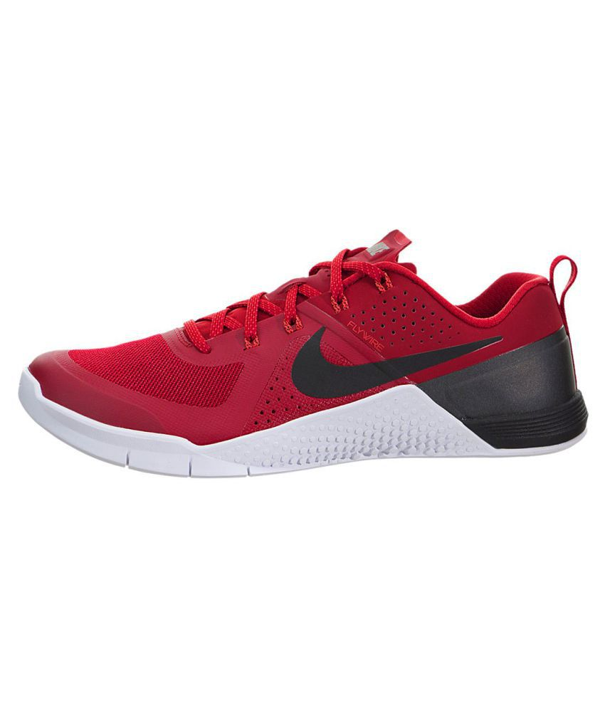 206f95540988 Nike Metcon 1 Red Training Shoes - Buy Nike Metcon 1 Red Training Shoes  Online at Best Prices in India on Snapdeal
