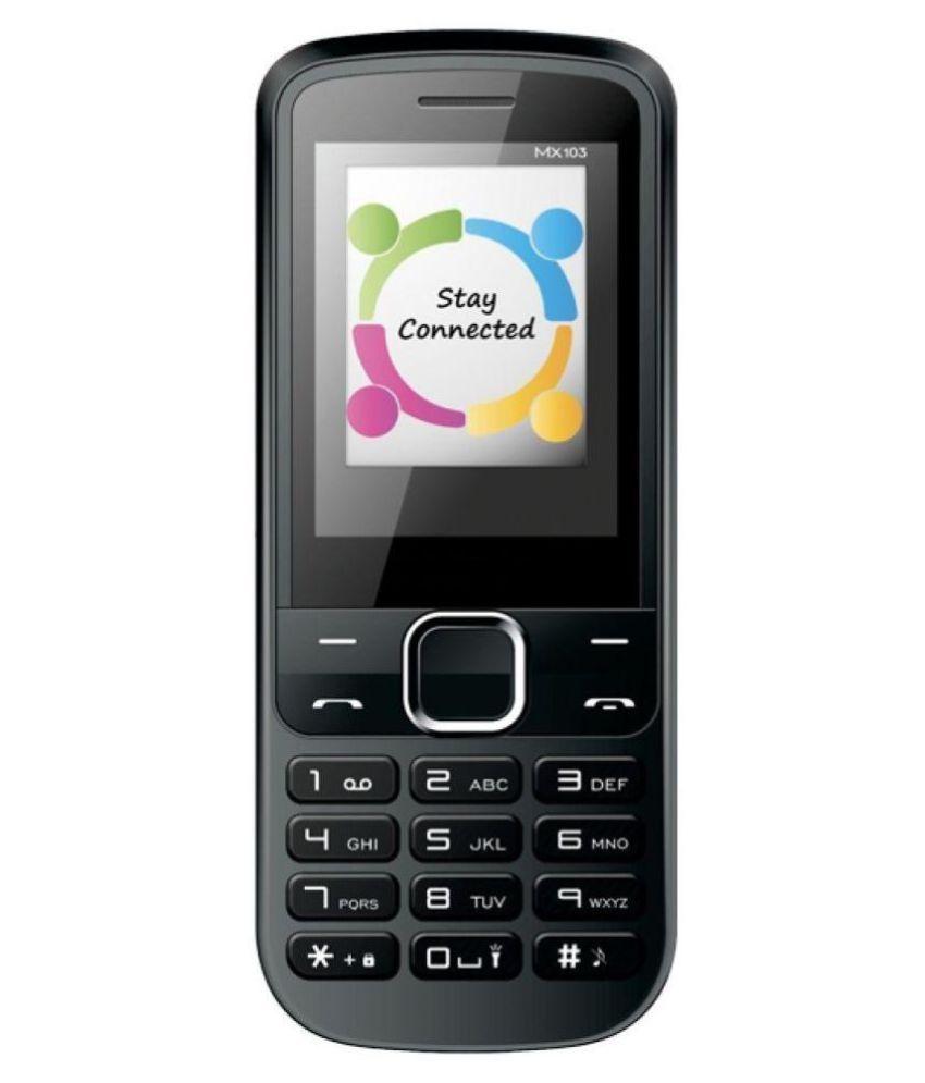 Yxtel ACR103 32 MB Black & Grey