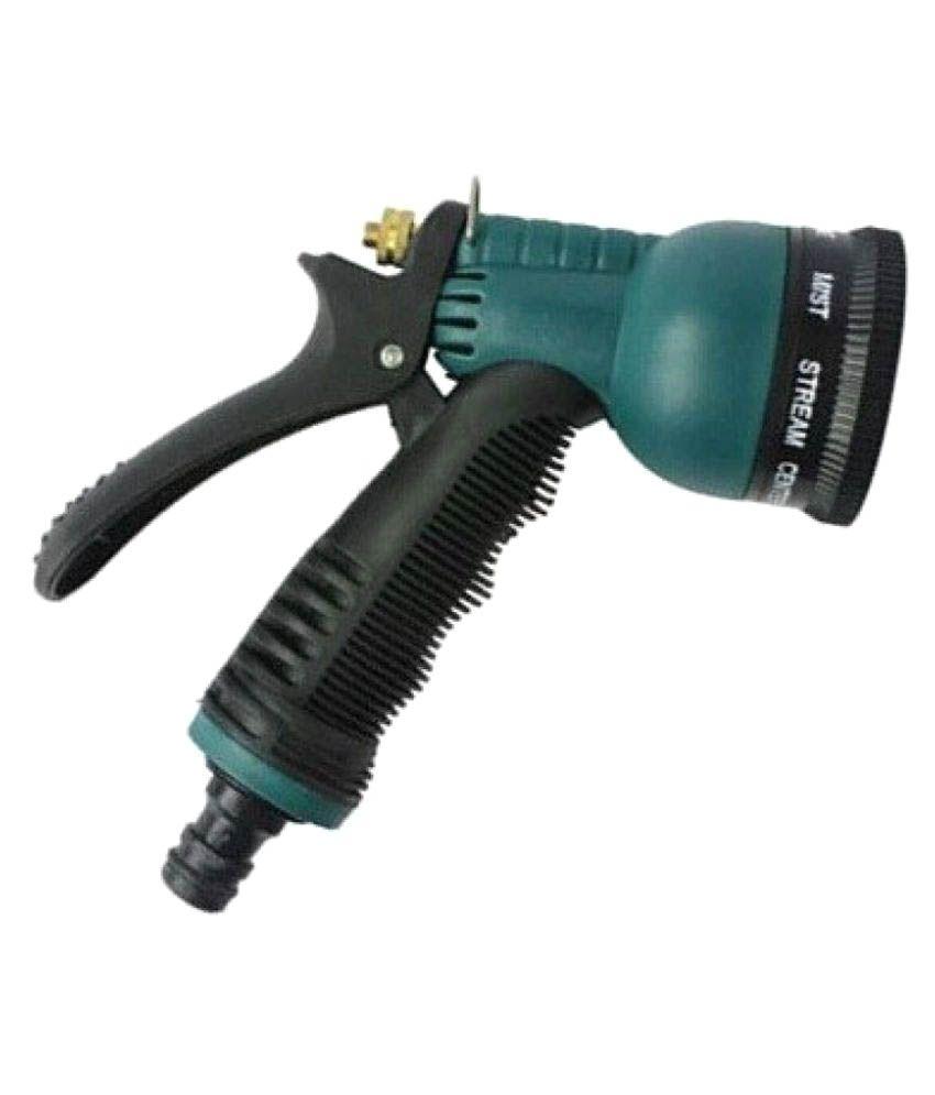 Lavi 7 in 1 High Pressure Water Spray Gun for Car Washer Bike Washing & Gardening