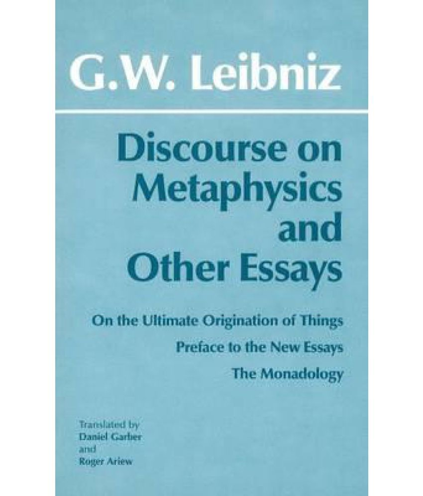 leibniz and new essays