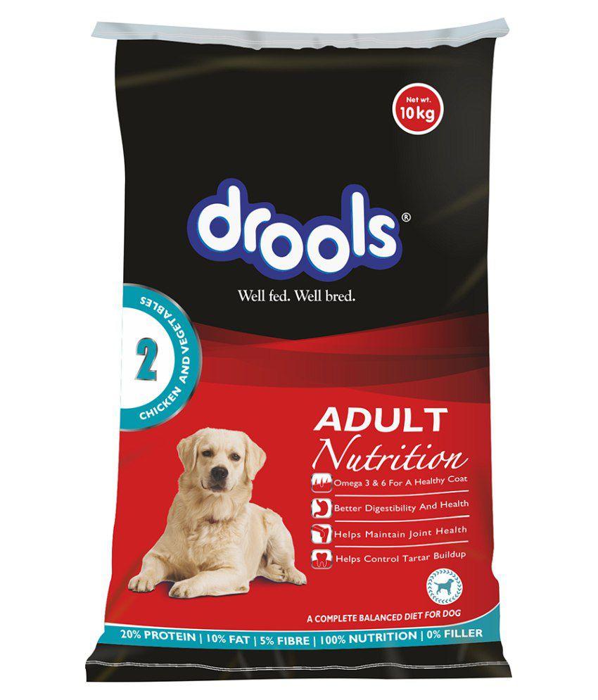 Drools Dog Food Kg Price
