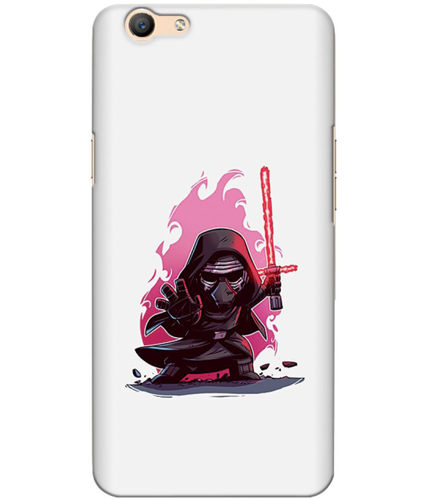 Oppo F3 plus Printed Cover By CRAZYINK