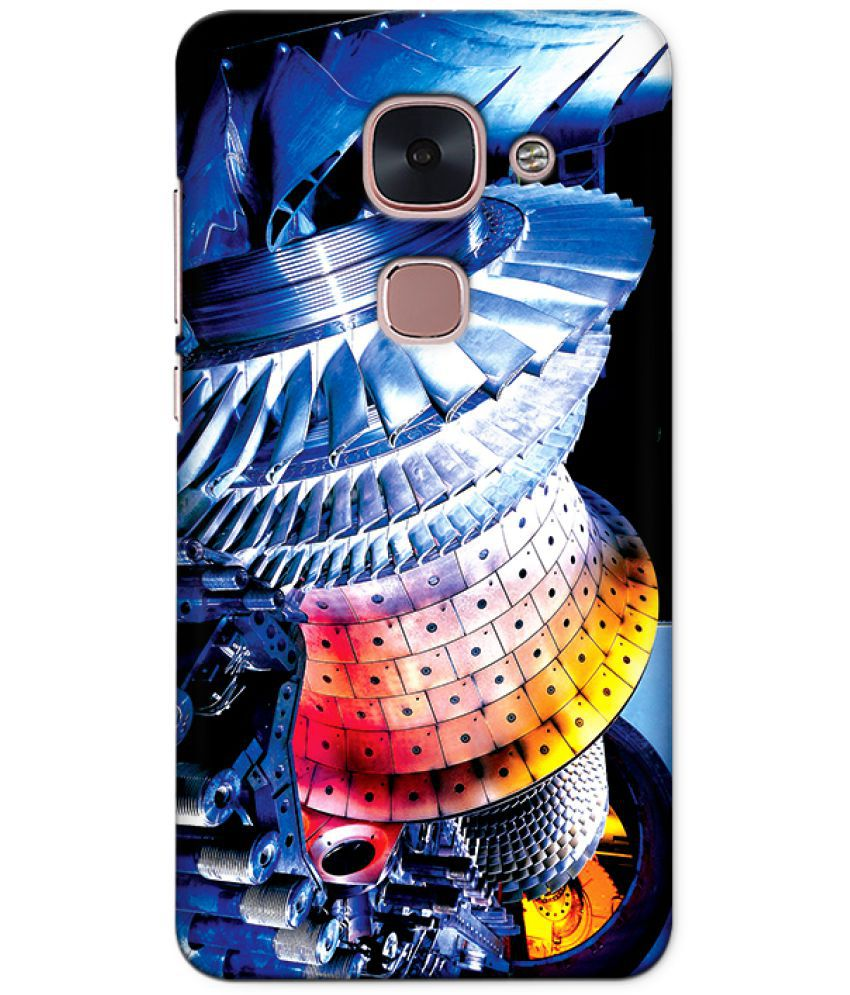Letv Le 2 Printed Cover By CRAZYINK
